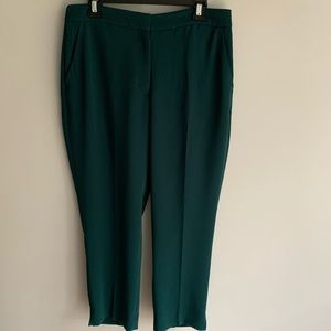 J. Crew High Rise Pull-on Easy Pant in Matte Crepe